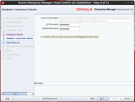 Upgrade Oracle Enterprise Manager 12c (12 1 0 2) to 12 1 0 3 |